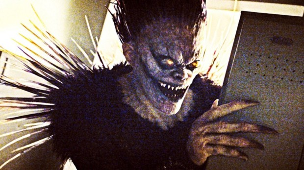 The Shinigami Demon Ryuk