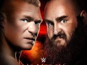 Brock Lesnar and Braun Strowman promo for No Mercy