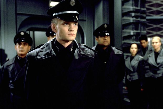 Neil Patrick Harris in Federation Uniform
