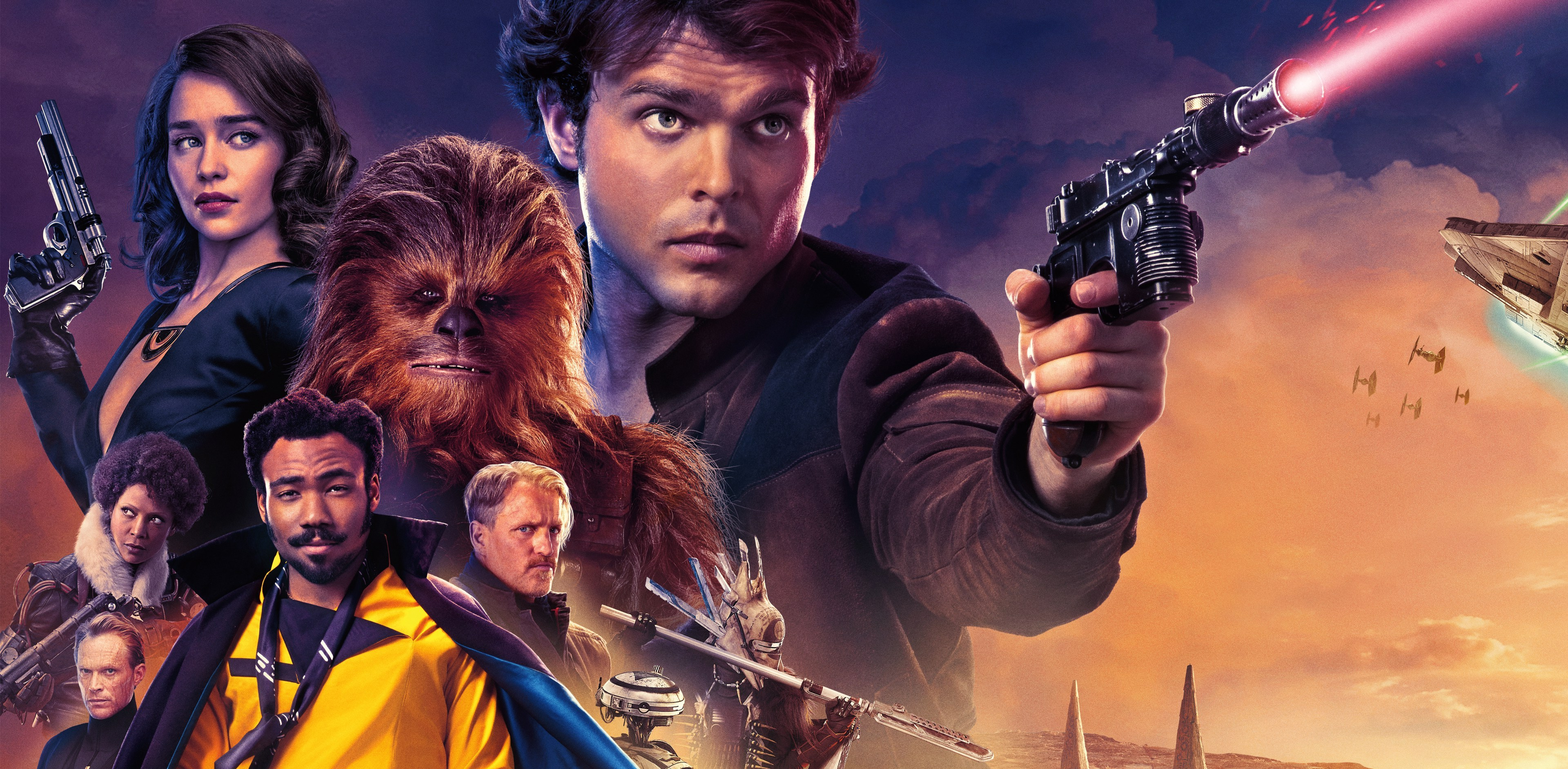 Solo: How Solo Was Saved From Complete Disaster