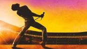 Silhouette of Freddie Mercury onstage at Wembley