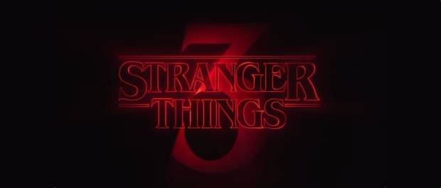 Stranger Things 3 logo